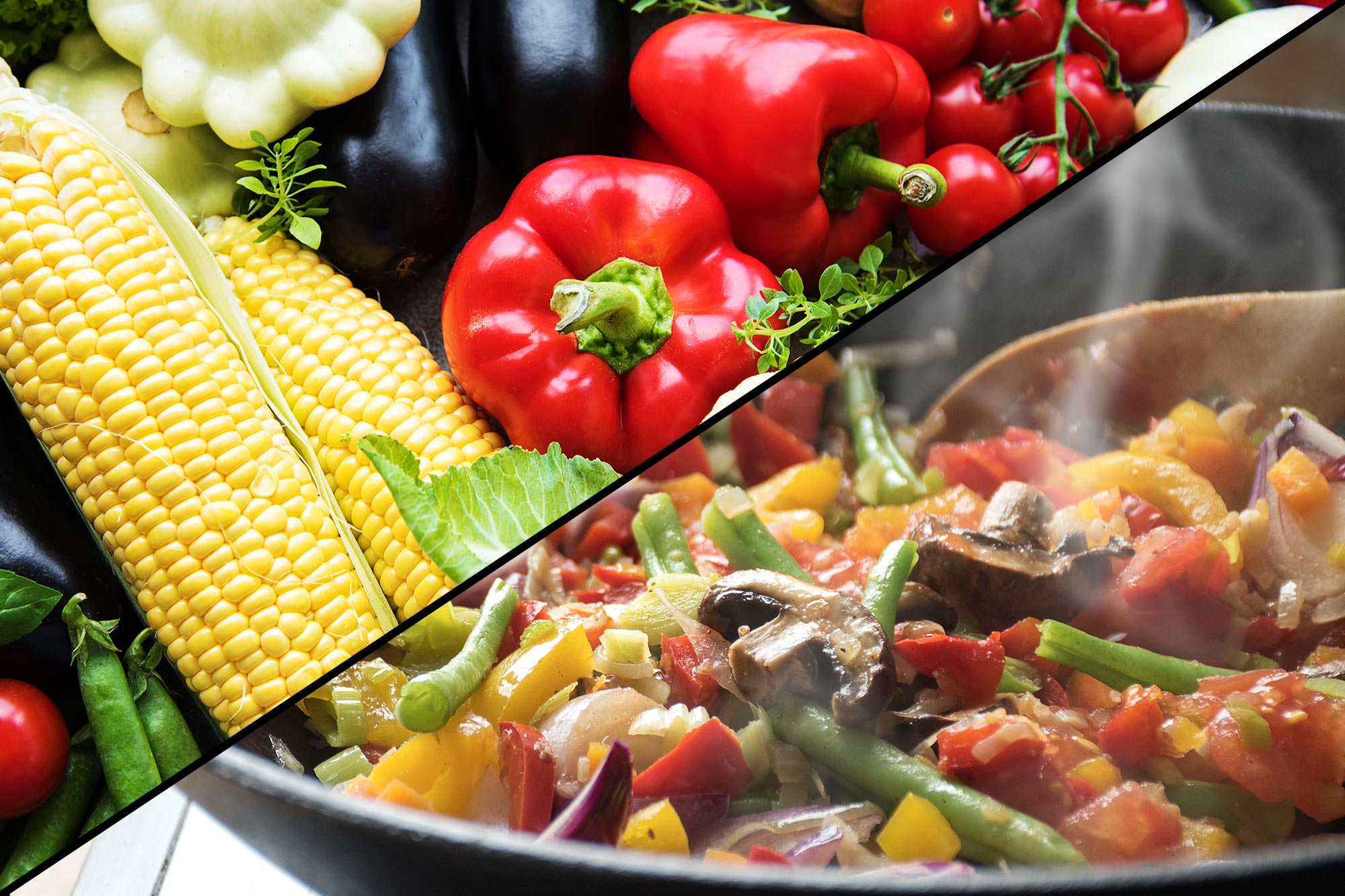 Is cooked food healthier than raw food